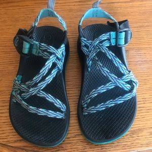 Nice Strappy Chaco Sandals size 1
